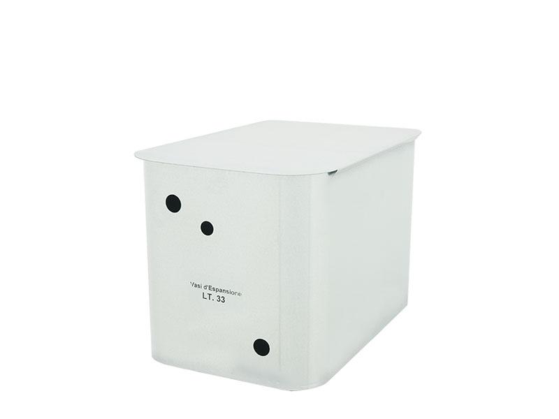 Vaso di espansione aperto in acciaio inox ebay for Vaso espansione aperto